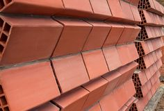 This Clay Brick Disperses Heat to Keep Buildings Cool, © Camilo Suz