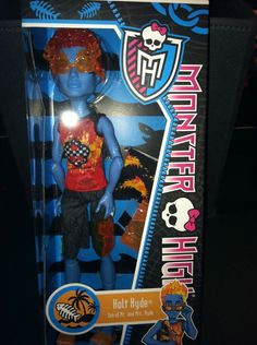 Monster High Holt Hyde!