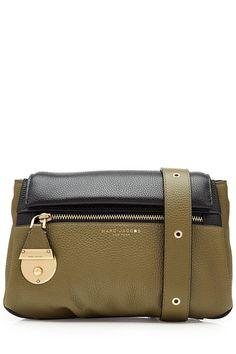 New Marc Jacobs Mini Leather Shoulder Bag fashion online. [$389]>> offer from shophandbags<<