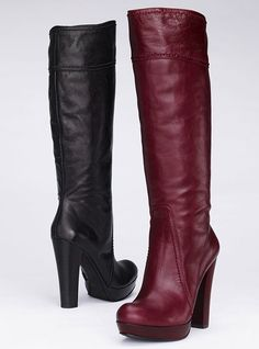 I've been staring at these red Vince Camuto boots for the past year. Maybe if I had just saved up and bought them I could have stopped drooling! gahhhh, still considering buying them while I can for next season. When do red boots go out of style anyway, right?