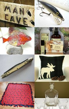 Fathers Day Gift Ideas by Sandy Lamontagne on Etsy #FathersDayGiftIdeas #MaineTeam #GiftsForMen