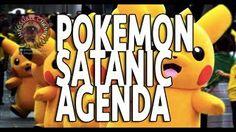 Il coraggio di guardare il cielo: Pokémon Go: indottrinamento all'occultismo e al sa... Pokemon Go, Satan, Company Logo, Logos, Logo, Devil, Demons