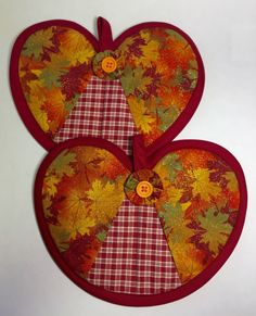 A personal favorite from my Etsy shop https://www.etsy.com/listing/208897438/fall-leaves-with-sparkles-and-plaid