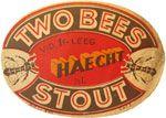 Etiquettes des bières de la brasserie Haacht à Boortmeerbeek