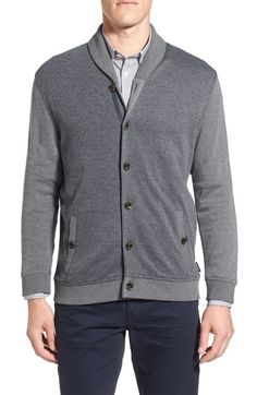 Ted Baker London 'Kos' Shawl Collar Cardigan available at #Nordstrom