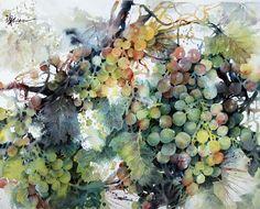 lian quan zhen watercolor