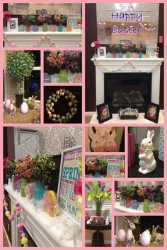 Easter decoration for 2013
