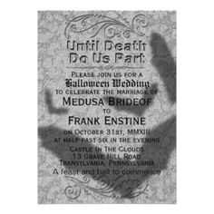 15 best wedding invitations wording images on pinterest wedding wedding invitations wording halloween filmwisefo