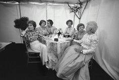 Six First Ladies Together Backstage - NYTimes.com