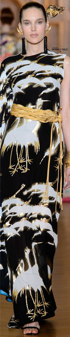 Yumi Katsura Fall 2017 Couture