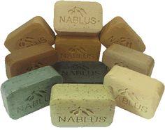Nablus Organic Soap handmade tradition