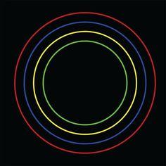 album cover art: bloc party - four [2012]
