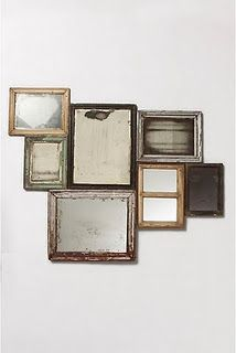 How to antique your own mirrors.   A little of this, a little of that.blogspot.com