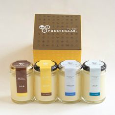 Spices Packaging, Honey Packaging, Jar Packaging, Dessert Packaging, Food Packaging Design, Jar Design, Label Design, Bottle Design, Jar Labels