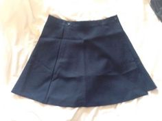 Netball, Hockey, Size 14, Mini Skirts, Navy, Link, Fashion, Moda, Fashion Styles