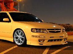 1999 4th Generation Nissan Maxima.  Max with 2009 maxima se 19's....h - Maxima Forums