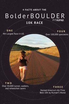 4 Facts about BolderBOULDER - America's All Time Best 10K. (including giveaway for 2015 race entry) #fitfluential #running #colorado