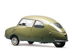 Fuldamobil S-6 (1956) - Photo: Darin Schnabel