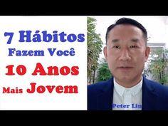 7 hábitos fazem você 10 anos mais jovem! - YouTube Trauma, Do Video, Event Planning, Diabetes, Youtube, Lair Ribeiro, Cancer, How To Plan, Videos