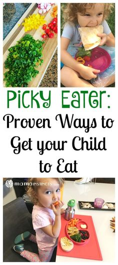 Do you have a picky eater? Is it normal or should you be worried? Find out ways to get your child to try different foods and to help them eat healthy balanced meals.