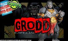 Miniaturas do Lopes!: Gorila Grodd - Especial DC Eaglemoss