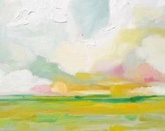 Abstract Impressionist art, oil painting and collage artwork, Greenville, SC Landscape Art, Landscape Paintings, Oil Paintings, Landscapes, Canvas Art Prints, Fine Art Prints, Collage Artwork, Impressionist Art, Art Plastique