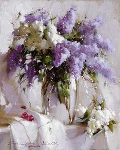... Art, Artworks Flowers, Gappasov