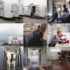 A tour of our trailer - ashleyannphotography.com