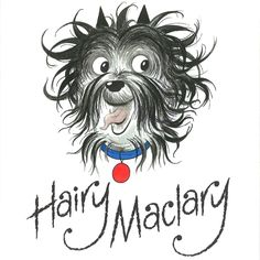 Did your children love Hairy Maclary? The most loved series of children's books about adrift we dog called Hairy McClary.