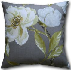 Cushion covers have a cream envelope back. Cushion covers made with Prestigious Textiles quality fabric. Floral Cushions, Cushion Covers Uk, Cushion Cover Designs, Prestigious Textiles, Textile Fabrics, Moleskine, Traditional House