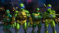 Teenage Mutant Ninja Turtles™: Mutants in Manhattan Announce Trailer