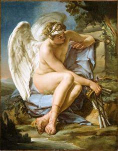 Louis-Jean-Francois Lagrenee, French 1724-1805