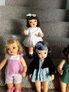 My Terri lee dolls