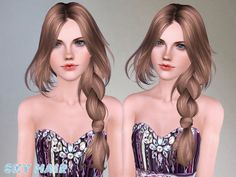 Emma's Simposium: Free Hair Pack #207 By Skysims - Donated/Gifted To...