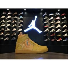 "Air Jordan 1 Gatorade ""Orange"" at KicksVovo.com"