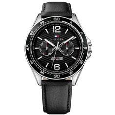 Tommy Hilfiger Erik 1791369 ανδρικό ρολόι -GEORGATOS.gr Acer, Watches For Men, Rvs, Accessories, Jewelry, Model, Products, Tommy Hilfiger Watches, Real Men