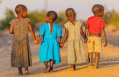 Enfants du monde, couleurs du monde....