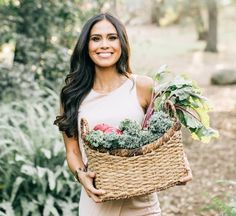 Celebrity nutritionist, entrepreneur, and best-selling author Kimberly Snyder shares her nutritional know-how for total beauty.