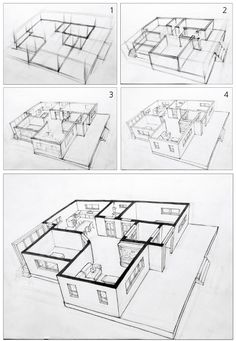 Architectural Drawing Ideas 손 도면 Interior Architecture Drawing, Architecture Drawing Sketchbooks, Architecture Concept Drawings, Drawing Interior, Interior Design Sketches, House Architecture, Classical Architecture, Sketch Design, How To Draw Hands