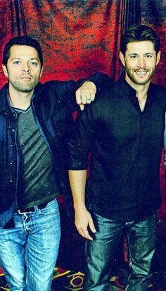 NJCon2013, Jensen and Misha.