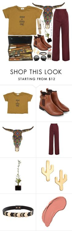 """Wild."" by emmmmmaaaaaaa ❤ liked on Polyvore featuring ...Lost, Accessorize, Our Exquisite Corpse, Vilshenko, CAM, Urban Outfitters and NYX"