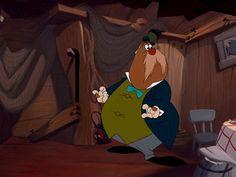*THE WALRUS ~ Alice in Wonderland, 1951