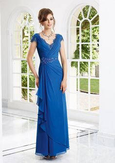 d2a8087486e1f Bolero Evening Dress And Mother Of The Bride Dress From VM By Mori Lee  Style 70910
