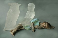 Christina Bothwell...I want a piece by her...neato!