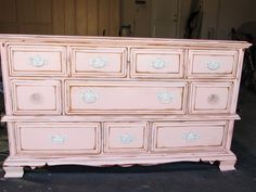 Shabby Chic Girly Baby Nurseries