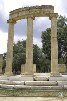 Olímpia - Grécia www.aquelelugar.com.br #greece #aquelelugar #olympia