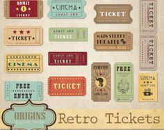 Admit One Ticket Template Free Enchanting 7 Best Admit One Ticket Images On Pinterest  Admit One Ticket Art .
