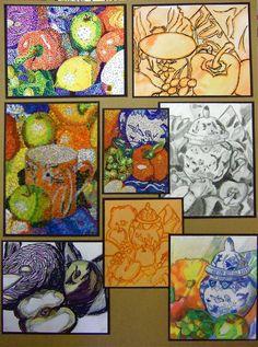 S5/6 Gallery - Paisley Grammar School - Expressive Arts A Level Art Sketchbook, Textiles Sketchbook, Juan Sanchez Cotan, Ap Studio Art, Art Folder, Art Case, Expressive Art, High School Art, Art Academy