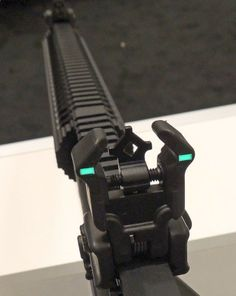 Diamondhead polymer rear sight