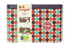 Bild på Nougat med smak av vanilj och choklad